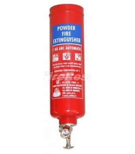 PII FIRE EXTINGUISHER ABC POWDER 1 KG - AUTOMATIC