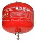 PII FIRE EXTINGUISHER ABC POWDER 6 KG - AUTOMATIC